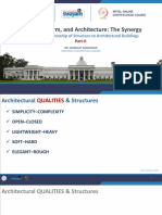 LECTURE_03-Relationship of Structure to Architectural Buildings Part II
