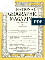 National Geographic 1927-12