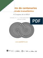Tercera circular (AEELH 2014)