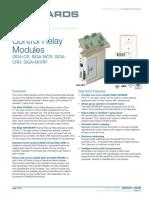 E85001-0239 -- Control Relay Modules
