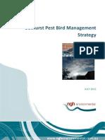 Bathurst Pest Bird Management Strategy