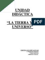 UD LA TIERRA Y EL UNIVERSO