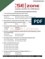 Chemical bonding practice question
