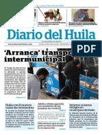 13 Julio Diario del Huila