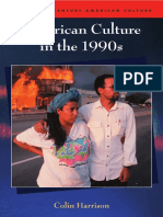 American Culture in the 1990s