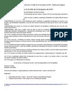 Decreto Fundação Leão XIII