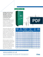Avelair desiccant dryers