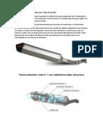 FUNCIONAMIENTO PRINCIPAL DEL TUBO DE ESCAPE