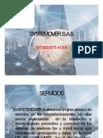 BROCHURE SYSTEMOVER SAS