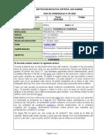 GUIA 10°COMPTENCIAS CIUDADANAS -