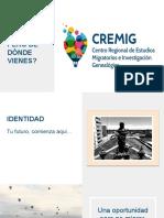 Presentación Creatividad en impacto social