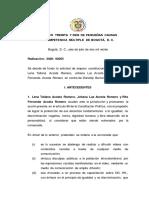 FALLO 2020 00055 Daneidy Barrera Epa Colombia