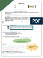 Guía 2 Litecom 5°
