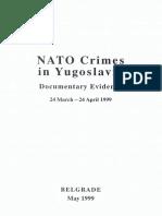 Ringe, ringe raja, doš'o čika Paja [NATO-zlochini No.1b]  24.Mart-24.April 1999 [R]