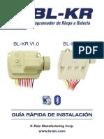 BL-KR Quick Installation Guide-Spanish (1)