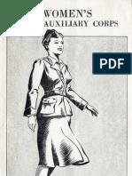WWII 1942 WAAC Brochure