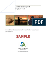 SAMPLE 2019 Hunting Shooting Equipment Market Size Report