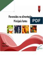 Flavonoides na Alimentação Principais fontes .pdf