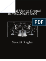 Structural Motion Control in MSC NASTRAN