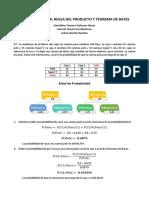 Taller 4. Regla del Producto y Teorema de Bayes.