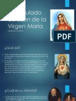 Inmaculado Corazón de La Virgen María-convertido