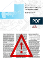 Tcd2013-4v Manual Parts