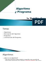 ALGORITMO Y PROGRAMA