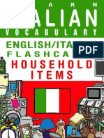 (FLASHCARD EBOOKS) Flashcard Ebooks - Learn Italian Vocabulary - English_Italian Flashcards - Household Items (2013).epub