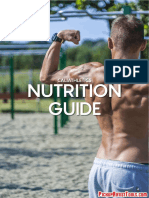 Caliathletics Nutrition Guide E-book