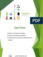 Energía y formas de Transferencia