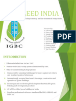 LEED Laws and Casestudies