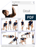 Body weight Strength Workout