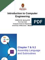 Lec07 Assembly Language