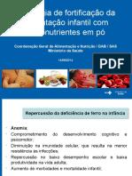 Apresentação NutriSUS Ceará