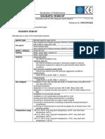 DoP Ref 0756-CPD-0322 Soudafix VE380-SF EN