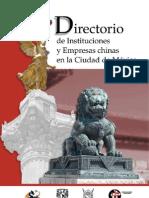 Directorio DF CECHIMEX