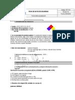 FDS HIPOCLORITO DE CALCIO 70%  SGA