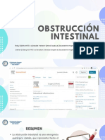Intestinal Obstruction Shelly Griffiths Canva
