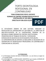 2DO APORTE DEONTOLOGIA PROFESIONAL