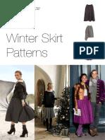 3-Free-DIY-Winter-Skirt-Patterns