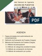 Sesion 11 Evaluacion de puestos (1).ppt