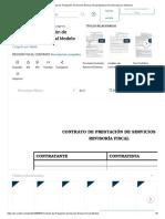 Contrato de Prestación de Servicio Revisor Fiscal Modelo _ Derecho laboral _ Gobierno.pdf