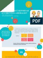 IMPORTANTANCIA DE REPORTAR ACCIDENTES 451254697422336