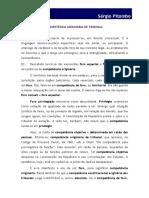 COMPETÊNCIA ORIGINÁRIA DE TRIBUNAL
