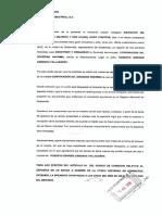 Carta notario