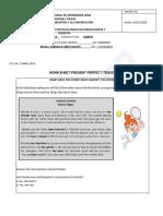 correción. Worksheet Present Perfect Tensedocx.docx 1