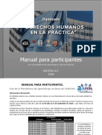 manual de usuarios Diplomado