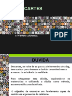 FILOSOFIA DE DESCARTES
