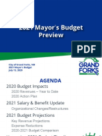 July 13 Grand Forks Budget Preview