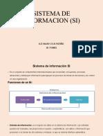 SISTEMA DE INFORMACION (SI) ACTIVIDAD 2